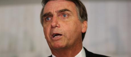 Jair Bolsonaro fez duras críticas em relação à formulação das questões do Enem neste ano