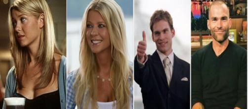 Antes e depois dos protagonistas de American Pie. (Foto: Reprodução Internet)