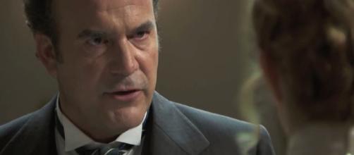Anticipazioni Una Vita: Arturo scopre che tresca clandestina tra Elvira e Simon