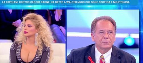 Francesca Cipriani vs Alessandro Cecchi Paone. Blasting News