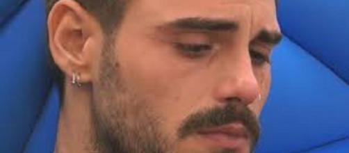 Gf Vip, Monte si sfoga e piangendo confessa: 'ho paura di amare'