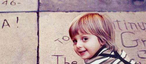 Reconhece o famoso dessa foto?
