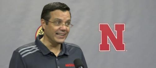 Takeaways from Nebraska basketball's win on Monday night [Image via Huskers Online Video/YouTube screencap]