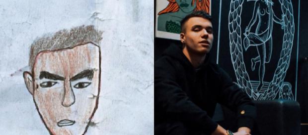 A sinistra la cover di Playlist, a destra Moab