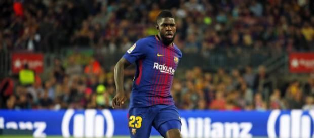 Barça estudia la posibilidad de fichar un central tras lesión de Umtiti