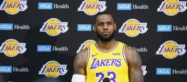 LeBron James is showing why he is one of the greats. image- hoopshype.com