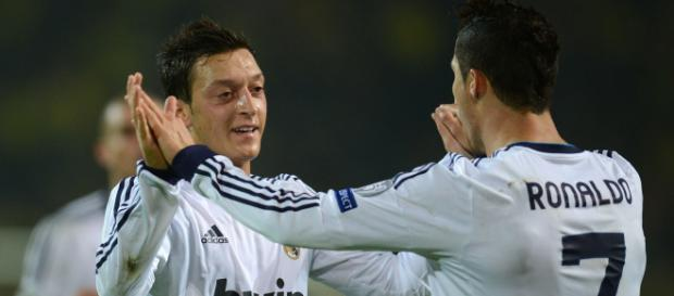 La ida de Ozil al Arsenal provoca el enojo de Cristiano Ronaldo con el Real Madrid
