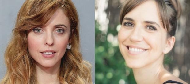 Las actrices catalanas Letícia Dolera y Aina Clotet están en polémica por el embarazo de la segunda
