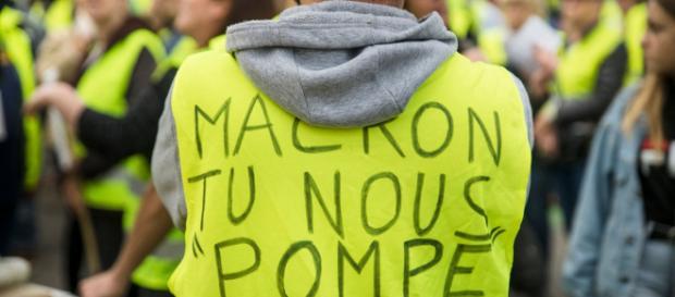"""Le """"leader des gilets jaunes"""" promet """"des voitures partout - parismatch.com"""
