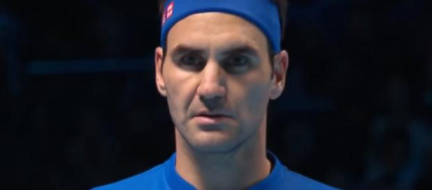 Roger Federer finished the year as world's No. 3. [image source: ATP Tour/ YouTube]