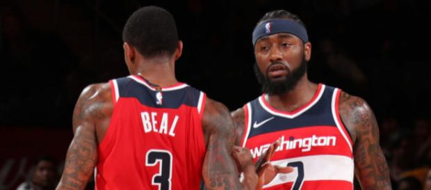 Wizards are saying goodbye to Beal and Wall - (Image: Instagram/NBAHotShots)
