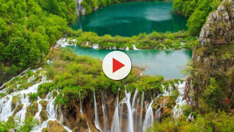 7 lagos fascinantes da natureza
