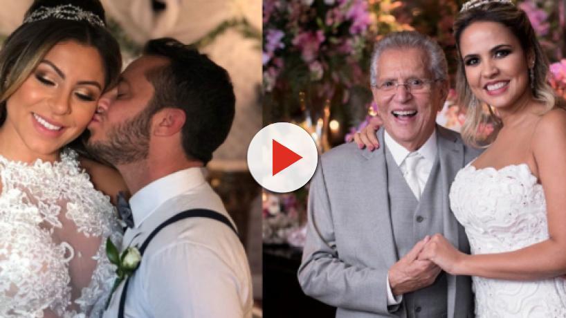 8 famosos que fizeram de 2018 o ano dos casamentos badalados