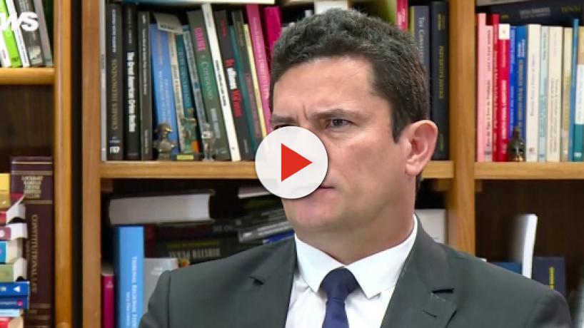 Sergio Moro conversa com Toffoli e ouve preocupação do ministro com o crime no Brasil