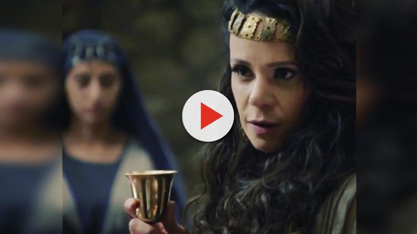 Vanessa Gerbelli deixa novela Jesus para doar medula óssea para o pai