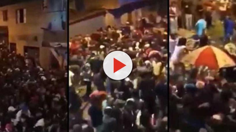 Três pessoas morrem pisoteadas após tumulto em baile funk em Guarulhos (SP)