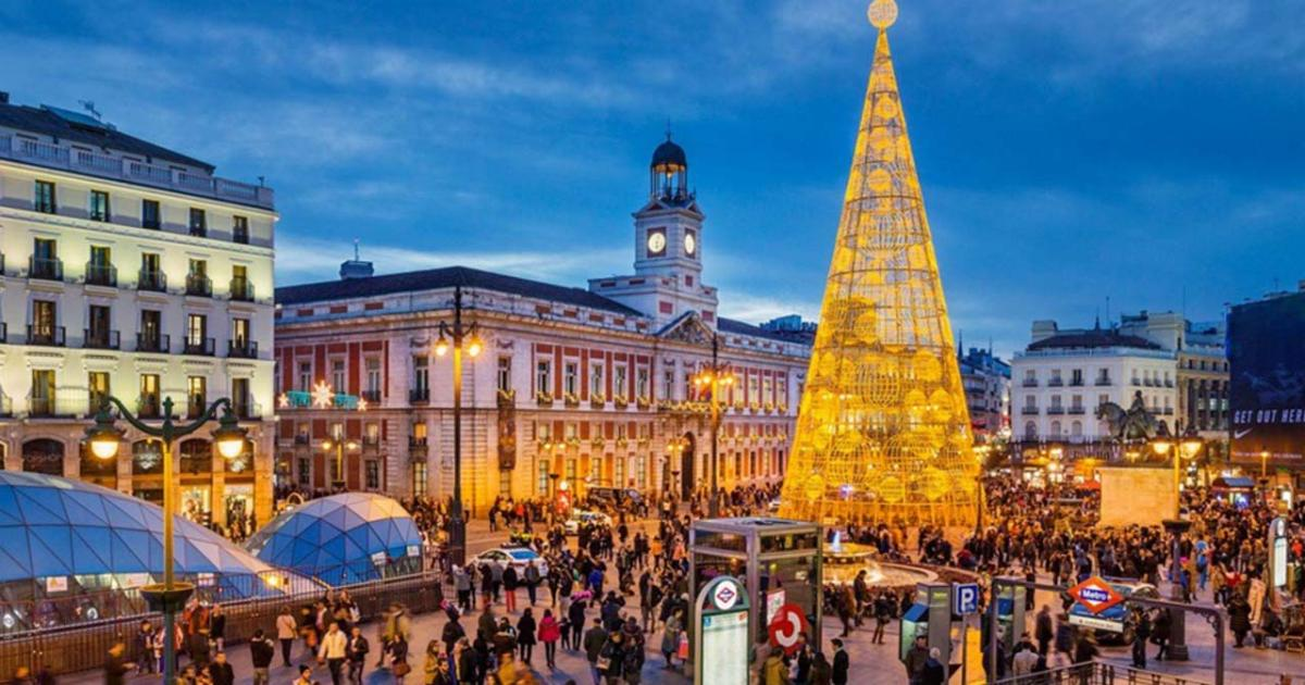 5 Extraordinary Sights To See During Christmas In Madrid