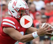 Adrian Martinez leads the Huskers offense. [Image source: Sporting News/YouTube]