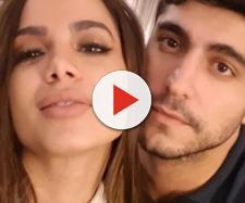Anitta e Thiago Magalhães - Foto/Reprodução