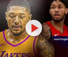 Bradley Beal would be a 'perfect fit' for the Lakers according to one FS1 analyst. [Image via Greek Freak/YouTube]