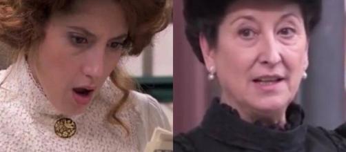 Anticipazioni, Una Vita: Celia coinvolta in uno scandalo, Ursula ricatta Blanca