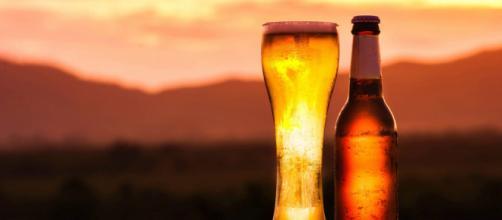 Cervejas mais vendidas estão na China. (foto reprodução).