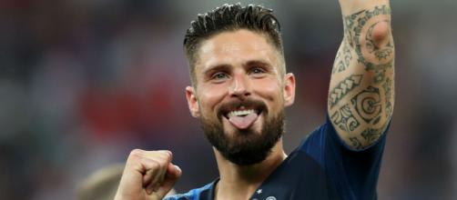 Équipe de France : Giroud se rapproche de Trezeguet