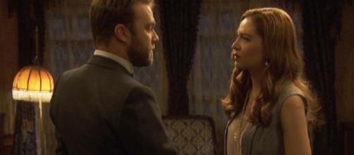 Julieta e Fernando, l'approccio ne Il Segreto