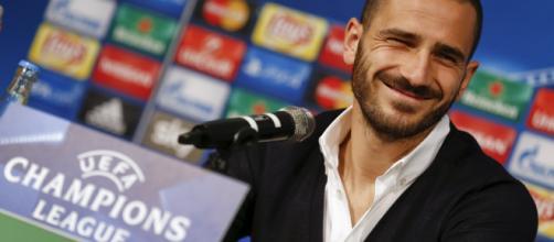 Juventus, Bonucci carico in vista dei prossimi impegni