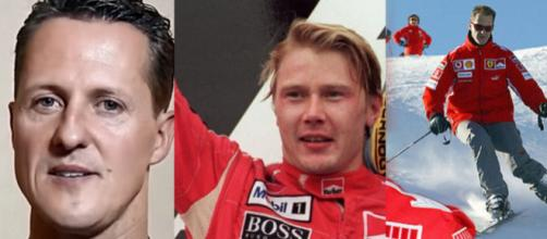 Michael Schumacher ricorda Mika Hakkinen. Blasting News