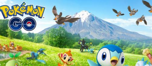 Nova atualização de Pokémon Go traz novos monstrinhos e mudanças na jogabilidade. (foto reprodução).