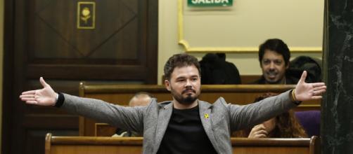 Rufián, expulsado del Congreso tras insultar a Borrell - elespanol.com