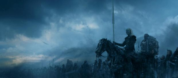 A new theory on how to defeat the White Walkers has emerged [image source: TheCell8 - YouTube]