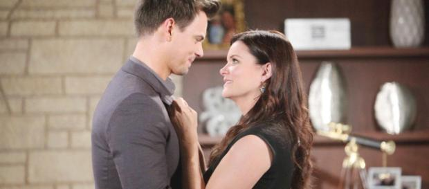 Beautiful, spoiler dal 26 all'1 dicembre: la proposta di matrimonio a Katie.