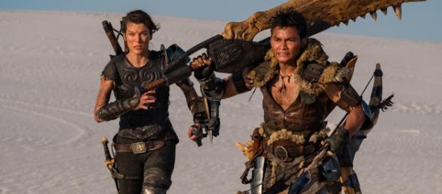 First Photo of Milla Jovovich and Tony Jaa in Action in MONSTER ... - geektyrant.com