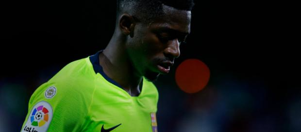 Ousmane Dembélé atado al Barcelona por millonaria cláusula - Barcelona ... - goal.com