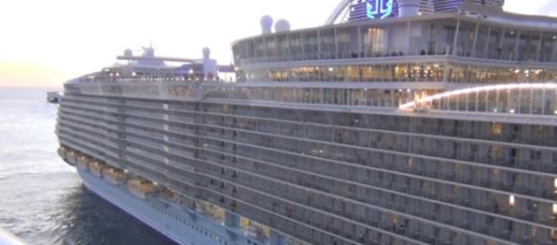 Princess Cruises passenger was not murdered, according to husband Leo Tenorio. [Image Source: chadcruisers - YouTube]
