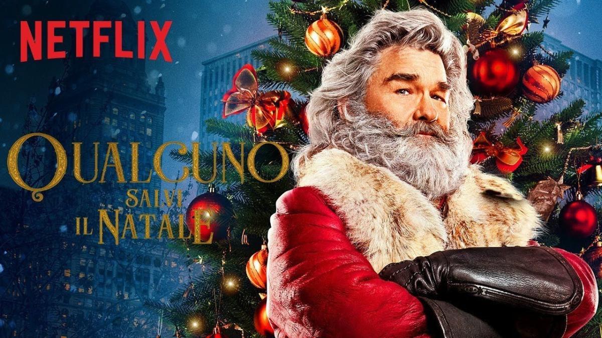 Immagini Di Natale Da Salvare.Qualcuno Salvi Il Natale Il Film Da Domani In Streaming Su Netflix Con Kurt Russell