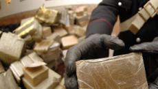 Spaccio di droga in Campania: sgominata banda di narcotrafficanti