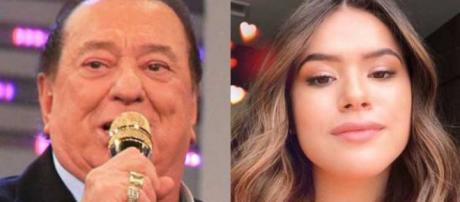 Raul Gil faz duras críticas a Maisa Silva