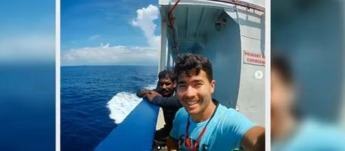 American John Allen Chau, 27, was reported killed on Sentinel Island by inhabitants. [Image Source: DailyNewsUSA]