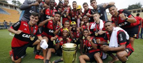 Flamengo é o atual campeão da Copinha.