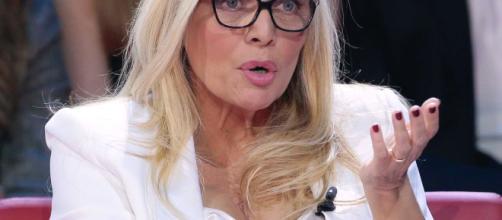 Simona Ventura contro Mara Venier