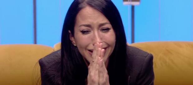 Aurah Ruiz sufre un ataque de nervios en directo tras ver las ... - bekia.es