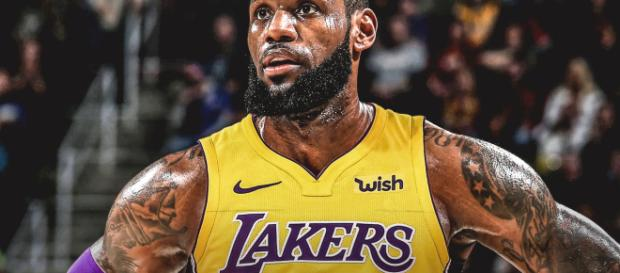 Corporate Knowledge: LeBron James Is With The Lakers, Things Will ... - clutchpoints.com
