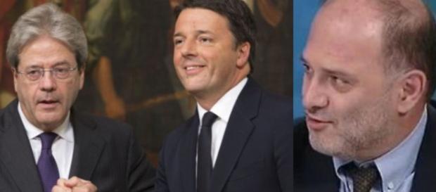 Gentiloni e Renzi avrebbero messo l'Italia nei guai secondo Bechis