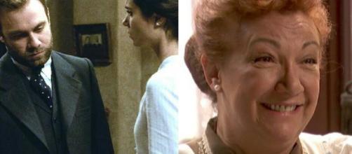 Spoiler Il Segreto: Maria confessa la verità a Fernando, Dolores diventa nonna