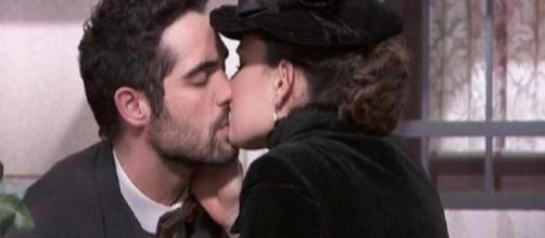 Anticipazioni Una Vita: sarà amore tra Leonor e Inigo.