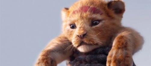 Asi se vera el pequeño Simba en la nueva versión de El Rey León