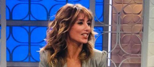 Enma García, actual presentadora de Viva la vida